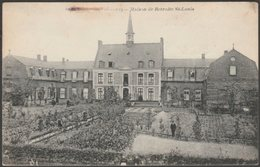 Maison De Retraite St-Louis, Bollezeele, Nord, C.1910s - Baudinière CPA - France