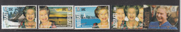 1992 Kiribati QEII Accession Complete Set Of 5 MNH - Kiribati (1979-...)