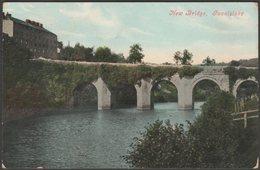 New Bridge, Gunnislake, Cornwall, 1910 - Argall's Postcard - England