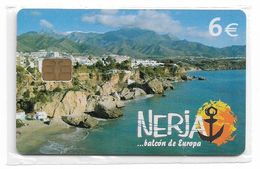 Spain - Nerja - CP-274 - 01.2004, 6€, 101.100ex, NSB - España