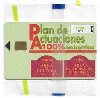 Spain - Plan De Actuaciones - CP-177 - 02.2000, 6.01€, 26.500ex, NSB - España