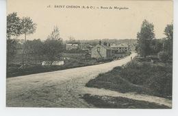 SAINT CHERON - Route De Mirgaudon - Saint Cheron