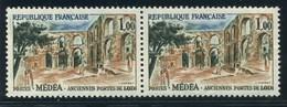 FRANCE   Série Touristique  Médéa   Paire   N° Y&T  1318  ** - Neufs