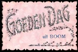 GOEDENDAG UIT BOOM - Boom