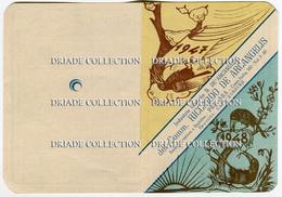 CALENDARIETTO PUBBLICITà INDUSTRIE GRAFICHE DE ARCANGELIS PESCARA CASALBORDINO ANNO 1947 1948 - Calendari