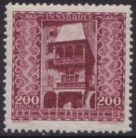 Osterreich     .     Yvert  .       308      .     **    .          Postfrisch  .     /   .    Postfris - 1918-1945 1. Republik