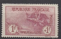 N154* Orphelin 1F+1F - Frankreich