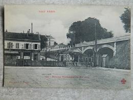 TOUT PARIS   POTERNE MONTEMPOIVRE   RESTAURANT DES DEUX GARES - Arrondissement: 12