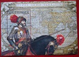 Keizer Karel V Horse Pferd Cheval OBC N° 2889 Blok 85 (Mi 2940 Bl 76) 2000 POSTFRIS MNH ** BELGIE BELGIEN / BELGIUM - Ungebraucht