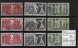 1938 -1955 SYMBOLISCHE DARSTELLUNGEN → Komplette 3 Ausgaben - Gebraucht