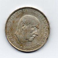 Spagna - 1966 - 100 Pesetas -  Argento - (MW1778) - [ 5] 1949-… : Regno