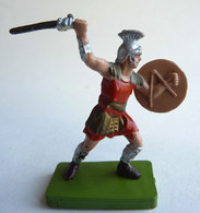 FIGURINE MARQUE INCONNUE SOLDAT LEGIONAIRE ROMAIN Pas STARLUX CLAIRET, OUGEN, CYRNOS, JECSAN - Militaires
