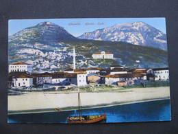 AK ALESSIO LESH Leshë Lesha Ca.1915  //  D*34836 - Albanien