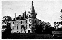 VALANJOU - A Joué Etiau Le Château Du Plessis Baudoin Restauré En 1852 - France