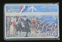 NIEDERLANDE - 500 Jahre Amerika - Siehe Scan  -10681 - Privat