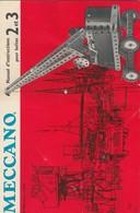 MANUEL MECANO No2et3 - Meccano