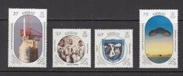 1989 Kiribati Moon Landing NASA Space   Complete Set Of 4 MNH - Kiribati (1979-...)