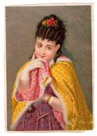 Chromo BOGNARD, Sorisi 1-81, Femme - Chromos