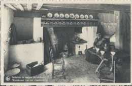Blankenberghe - Woonkamer Van Een Visschershuis - Intérieur D'une Maison De Pêcheurs - Circulé - TBE - Blankenberge