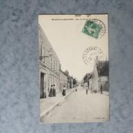 CPA-45-BEAUNE LA ROLANDE-Rue Du Général Crouzat-Animée - Beaune-la-Rolande