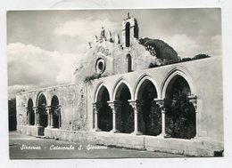 ITALY - AK 336932 Siracusa - Catacombe S. Giovanni - Siracusa