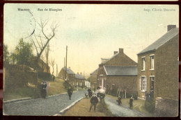 Cpa Wasmes  1909 - Colfontaine
