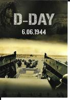 Guerre 1939 1945 - Débarquement Normandie 1944 - D DAY - 6 Juin 1944 - Guerre 1939-45