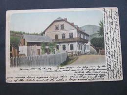 AK PERNITZ Gasthaus Karnerwirth 1907 //  D*34855 - Pernitz