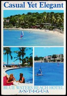 Antigua 1993 / Blue Waters Beach Hotel / Casual Yet Elegant / Windsurfing, Sailing, Swimming Pool - Hotels & Gaststätten