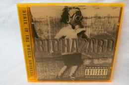 "CD ""Biohazard"" State Of The World Address (parental Advisory Explicit Lyrics) - Limited Editions"