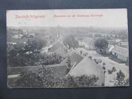 AK DEUTSCH WAGRAM B. Gänserndorf 1913//  D*34860 - Gänserndorf