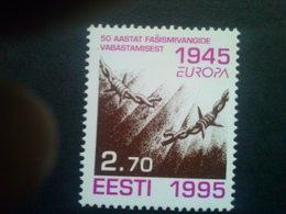 ESTONIA   1995  EUROPA CEPT   SET 1 Val.   MNH ** - Europa-CEPT