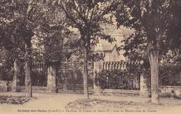 CROISSY SUR SEINE - Pavillon De Chasse De Henri IV - Lieu De Rendez-vous De Chasse - Croissy-sur-Seine