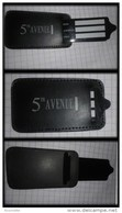 étiquette De Bagage *valise* Sac * Plastifiée - A Coudre - 9,5 X 5,5 Cm - Étiquettes à Bagages