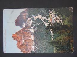 AK TRE CROCI Dolomiten Ca.1910 //  D*34872 - Italien
