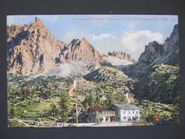 AK FALZAREGOPASS  Dolomiten Ca.1910 //  D*34875 - Italien