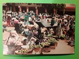 Scène De Marché à OUAGADOUGOU,  Burkina Faso,  1988 Tb - Burkina Faso