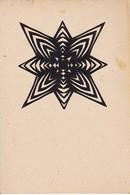 Scherenschnitt  -  Blattgröße 15*10cm - 1949 (37578) - Chinese Paper Cut