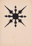 Scherenschnitt  -  Blattgröße 15*10cm - 1949 (37579) - Papier Chinois