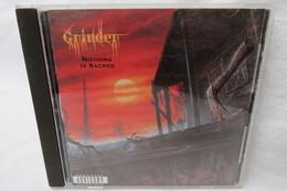 "CD ""Grinder"" Nothing Is Sacred - Musik & Instrumente"