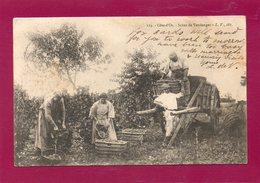CPA - BEAUNE-DIJON (21) - Thème: Vendange, Vigne, Vin, Viticulture - Carte De 1902 - Francia