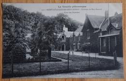85 : Saint-Avaugourd-des-Landes - Château De Bois-Renard - Cour Des Palmiers - (n°15550) - Other Municipalities