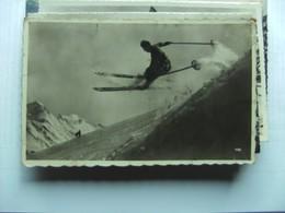 Zwitserland Schweiz Suisse  VS Ski Im Schnee - VS Valais