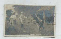 Goho (Dahomey, Actuel Bénin) : GP De La Rédition Au Gal Dodds De Behanzin Tableau De E. Delahaye En 1905 (animé) PF. - Benin