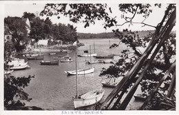 SAINTE-MARINE – Le Port COMBRIT Circulée Timbrée CPSM Format CPA - Combrit Ste-Marine