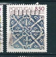 N°  1506 L'Azulejo Au Portugal Timbre Portugal (1981) Oblitéré - Oblitérés