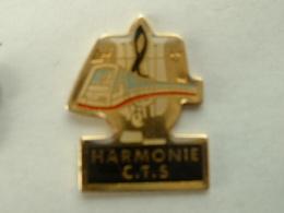 Pin's HARMONIE C.T.S - Music