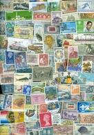 25 KILO * Environ 500.000 MIX TEMBRES VRAC Sans Papier DU MONDE De Charité - Stamps