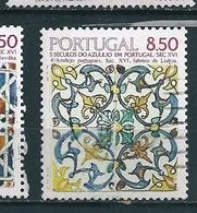 N°  1529 5 Siècles De L'Azulejo Au Portugal  Timbre Portugal (1981) Oblitéré - Oblitérés