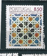 N°  1514  L'Azulejo Au Portugal Timbre Portugal (1981) Oblitéré - Oblitérés